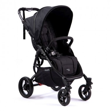 Wózek Valco Baby Snap4 Coal Black