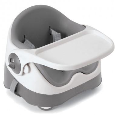 Krzesełko Baby Bud Soft Grey