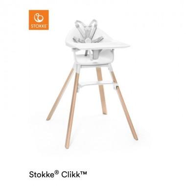 Krzesełko Stokke Clikk White