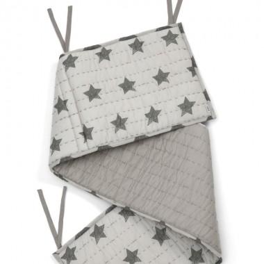 Ochraniacz Fashion Grey Star