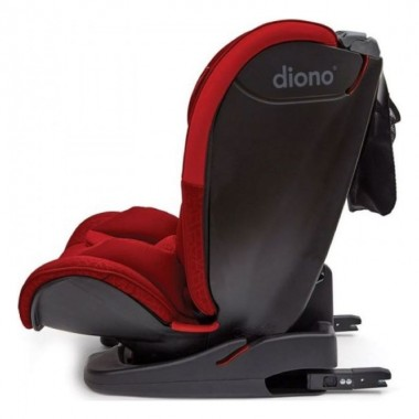 Fotelik Diono Orcas NXT red