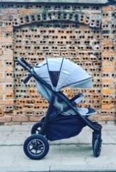 Joie Mytrax - wózek od początku do końca wózkowania