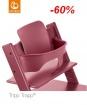 ZESTAW STOKKE® TRIPP TRAPP® heather pink