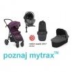 MYTRAX 3W1 lilac z I-LEVEL