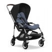 -BUGABOO BEE⁵ alu/blue melange/black