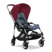 -BUGABOO BEE⁵ alu/blue melange/ruby red