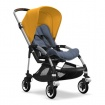 -BUGABOO BEE⁵ alu/blue melange/sunrise yellow