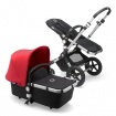 _   BUGABOO CAMELEON 3 PLUS alu/black/neon red
