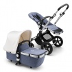 _   BUGABOO CAMELEON 3 PLUS alu/blue melange/fresh white