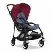 -BUGABOO BEE⁵ black/blue melange/ruby red