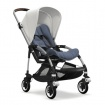 -BUGABOO BEE⁵ alu/blue melange/fresh white