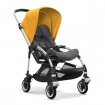 -BUGABOO BEE⁵ alu/grey melange/sunrise yellow