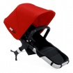 - BUGABOO RUNNER/BUFFALO SIEDZISKO black/red