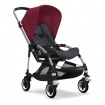 -BUGABOO BEE⁵ alu/steel blue/ruby red