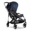 -BUGABOO BEE⁵ alu/steel blue/birds