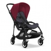 -BUGABOO BEE⁵ black/steel blue/ruby red