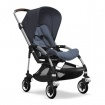 -BUGABOO BEE⁵ alu/blue melange/steel blue