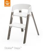 KRZESEŁKO STOKKE® STEPS™ hazy grey