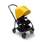 -BUGABOO BEE 6 black/black/lemon yellow