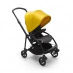 -BUGABOO BEE 6 black/grey melange/lemon yellow