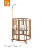 ŁÓŻECZKO STOKKE® SLEEPI™ MINI natural