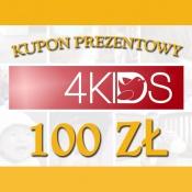 -KUPON PREZENTOWY 100ZŁ