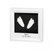 RAMKA ODLEW 3D biała 34120078