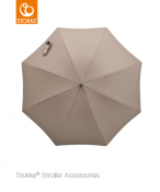 PARASOL DO WÓZKÓW STOKKE® brown