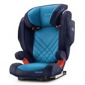 FOTELIK MONZA NOVA 2 SEATFIX xenon blue