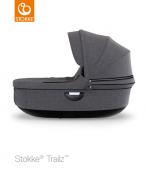 GONDOLA STOKKE® TRAILZ™ black/black melange