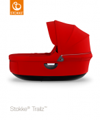 GONDOLA STOKKE® TRAILZ™ black/red