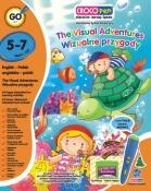 INTERAKTYWNA KSIĄŻKA Wizualne przygody 5-7L 85013