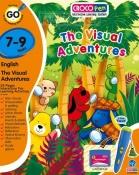INTERAKTYWNA KSIĄŻKA Wizualne przygody 7-9L 85014