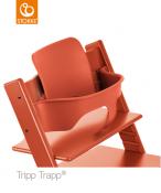 -ZESTAW STOKKE® TRIPP TRAPP® lava orange