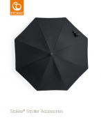 PARASOL DO WÓZKÓW STOKKE® black