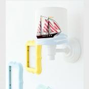 KINKIET okręt na morzu