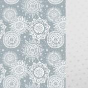 KOCYK CHILLOUT white 140x110