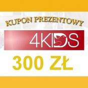 -KUPON PREZENTOWY 300ZŁ