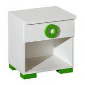 STOLIK NOCNY CLASSIC green