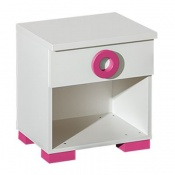 STOLIK NOCNY CLASSIC pink