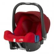 FOTELIK BABY-SAFE PLUS SHR II flame red