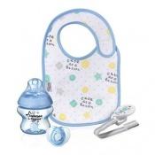 ZESTAW BABY GIFT niebieski 235473
