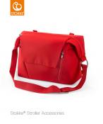 TORBA PIELĘGNACYJNA STOKKE® red