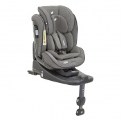 - FOTELIK STAGES ISOFIX 0-25 kg foggy grey