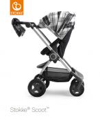 ZESTAW ZIMOWY STOKKE® SCOOT™ flannel grey
