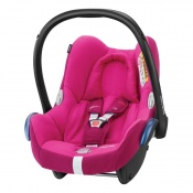 FOTELIK CABRIOFIX frequency pink