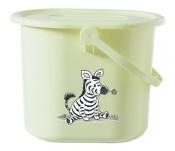 WIADERKO NA PIELUCHY dinky zebra