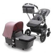 - BUGABOO CAMELEON 3+ 2W1 FRESH soft pink
