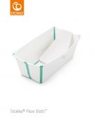 _  WANIENKA STOKKE® FLEXI BATH™ white aqua + wkład