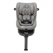 - FOTELIK I-SPIN 360 ISOFIX gray flannel